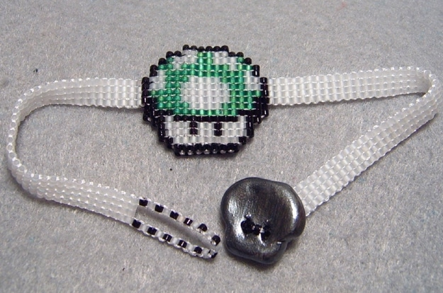 Stylish Geeks Mario Jewelry