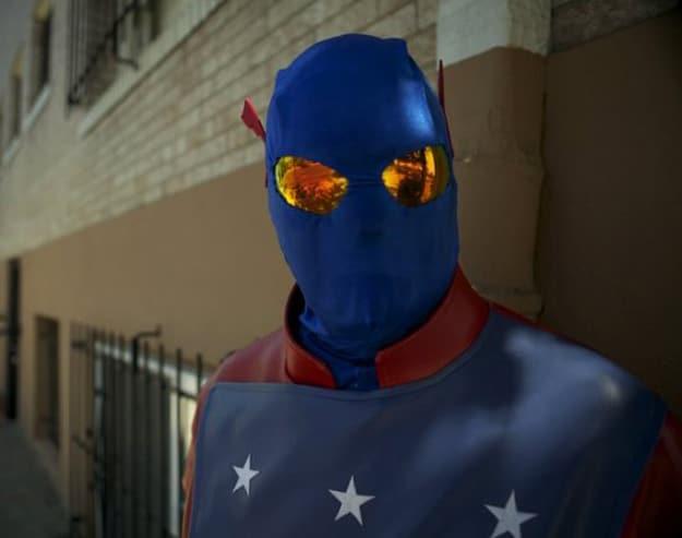 HBO Documentary Superheros Ordinary People
