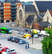 A Tiny Tilt-Shift Time-Lapse World Created With A Smartphone