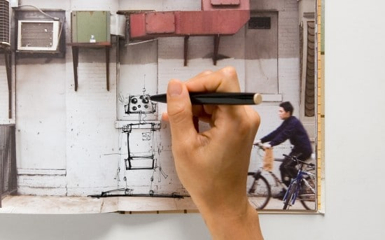 Walls Street Art Graffiti Notebook