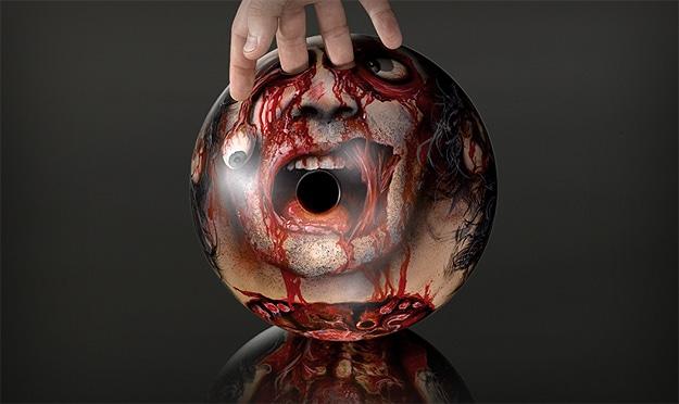 Bloody Bowling Balls Designs