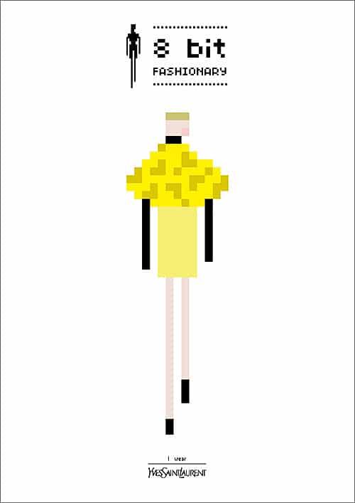 Geek 8 Bit Dress Style
