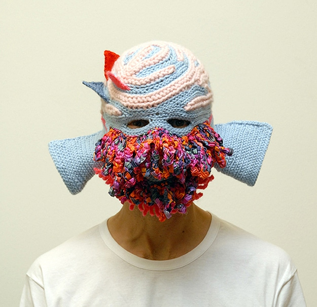 Crochet Knitted Hats and Masks