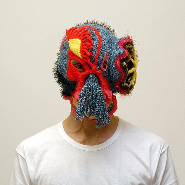 Crazy Crochet Hat: 10 Crazy Creepy Crocheted Masks