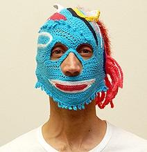 10 Crazy Creepy Crocheted Masks