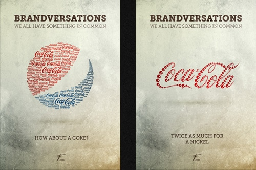 Brandversations: When Competitors Invade Each Other's Logos