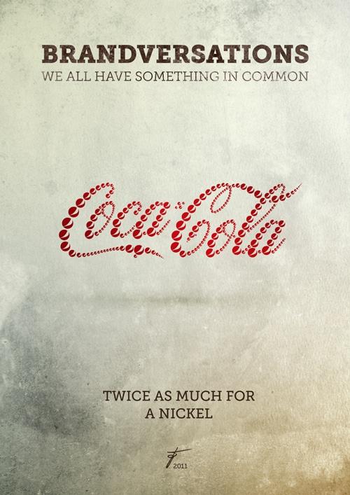 Brandversations Competitor Infested Logo Design