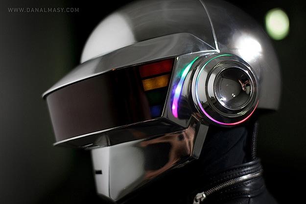 Science Fiction Space Helmet