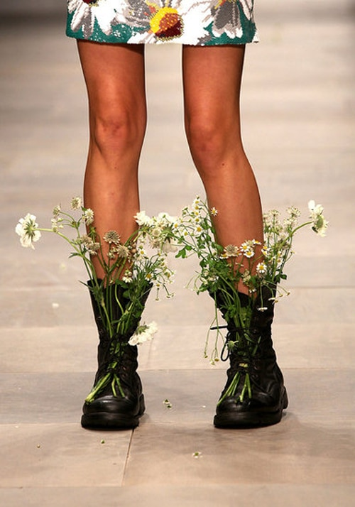 London Fashion Week Ashish 2012