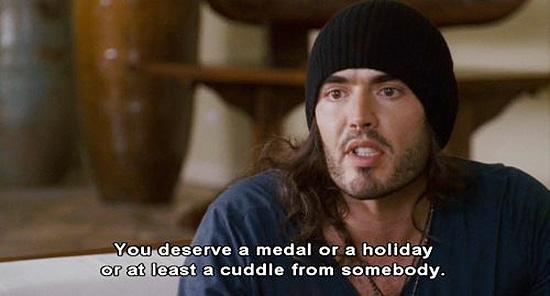 You Deserve A Cuddle
