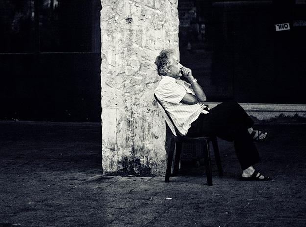 Danil Polevoy Einstein Thinking Photography