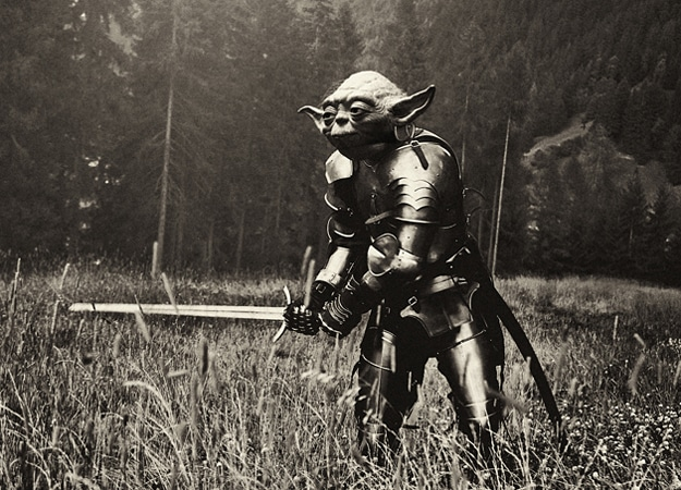 Time Warp Photography: Yoda Was A War Hero In The 1930s