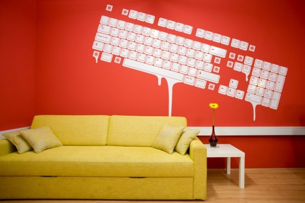 Creative Use Of Key Characters In An Office Redesign [6 Pics]