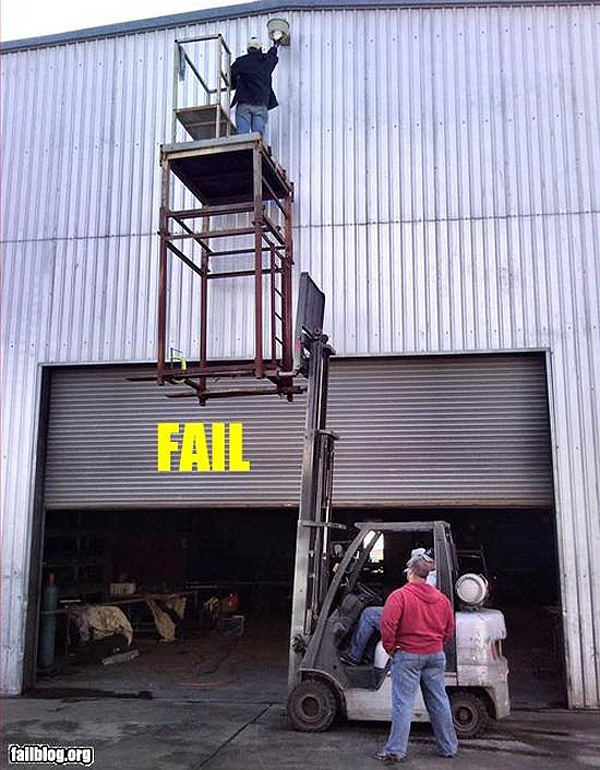 OSHA Violations Photo Gallery