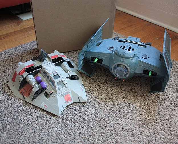 Star Wars Video Game Console