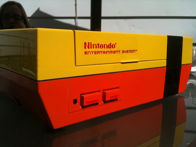 Geeky NES Finished Mod