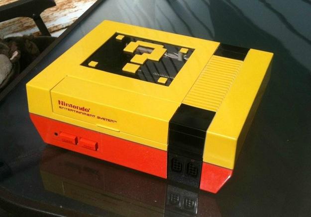 Geeky Reddit NES Mod