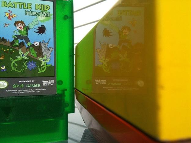 Geeky NES Reddit Mod
