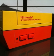 This Geeky Kickass NES Mod Makes Me Hot & Heavy