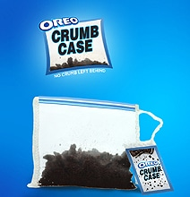 Oreo Crumb Case: Addiction Storage Pouch