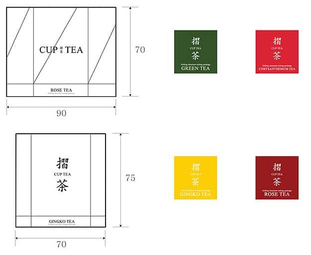 Special TeaCup Tea Bag Fun