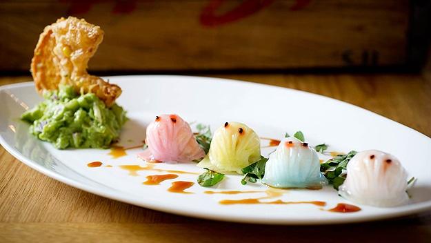 Food Inspiration: Adorable Little Pac-Man Dumplings