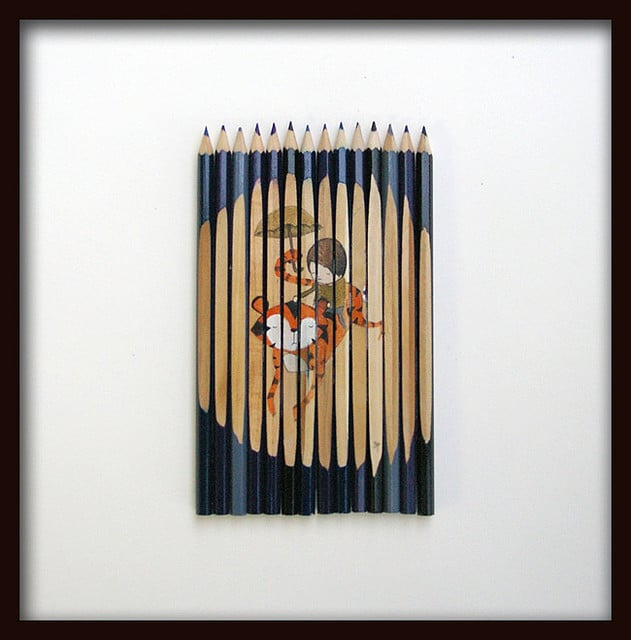 Pencil Pictures Created With Pencils