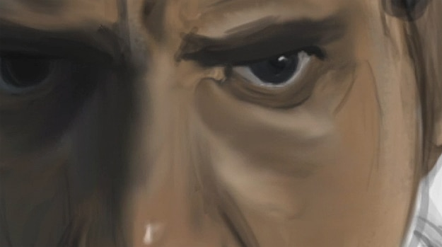 The Power Of Photoshop In A Blade Runner Speed Painting