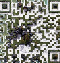 QR Code Island: When Hi-Tech & Low-Tech Combine