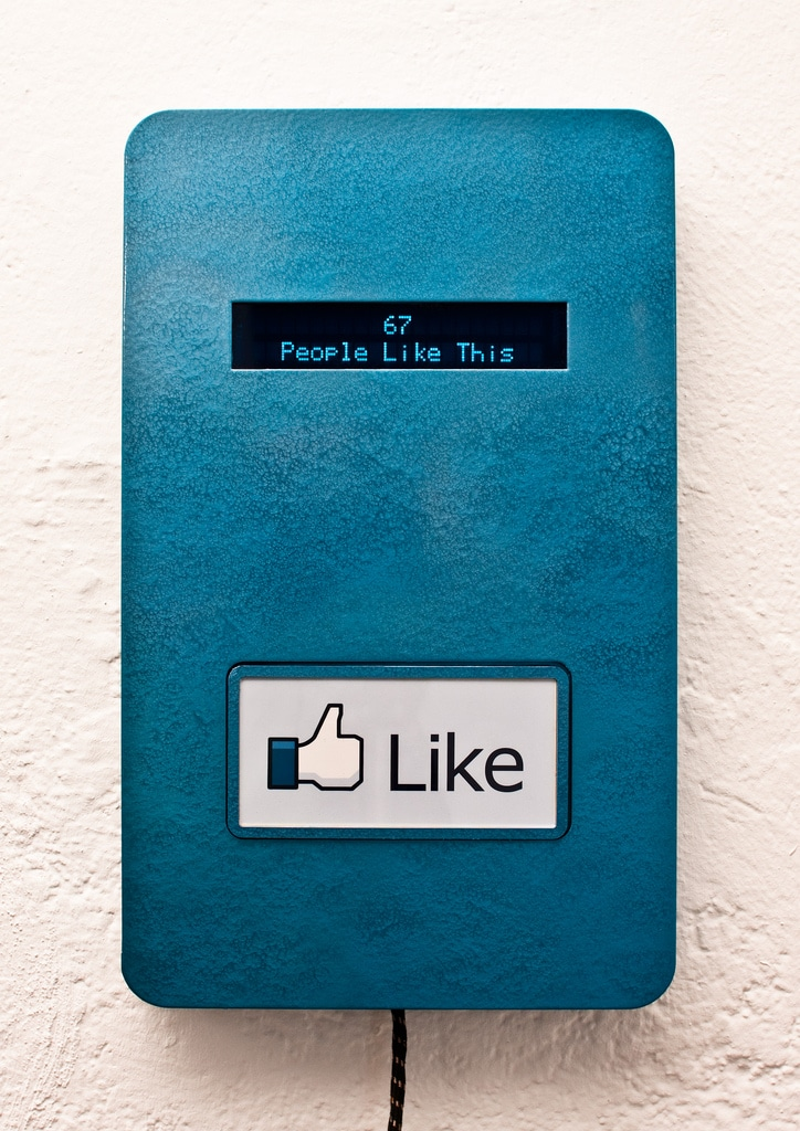 Real Life Like Button: Tracking Your Greatness