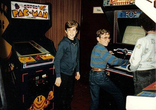 Geeky Memories: Video Game Arcades In The '80s [10 Pics]