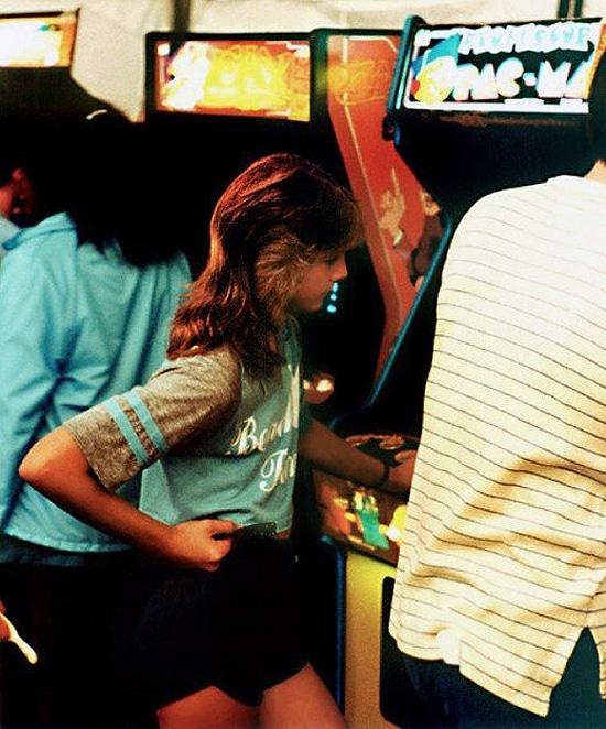 1980s Arcades Pac-Man Atari