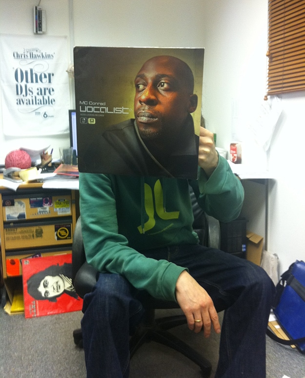 Sleevefacing Records On Faces