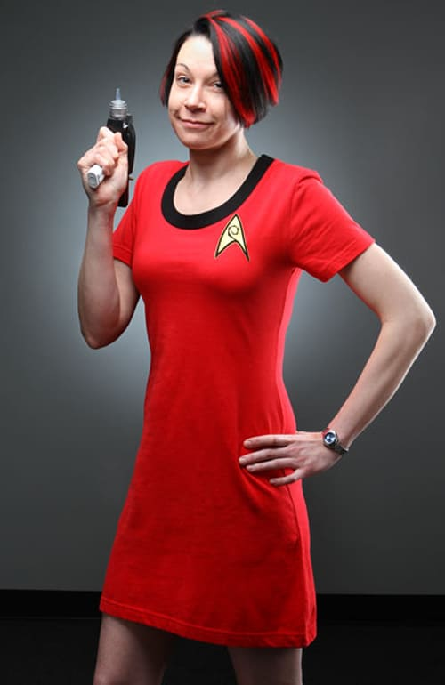 Think Geek Star Trek Uniform