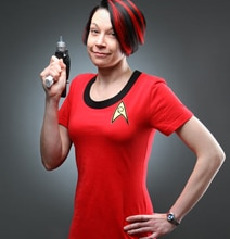 Trekkies: The Killingest Star Trek Dress (Transporter Not Included)