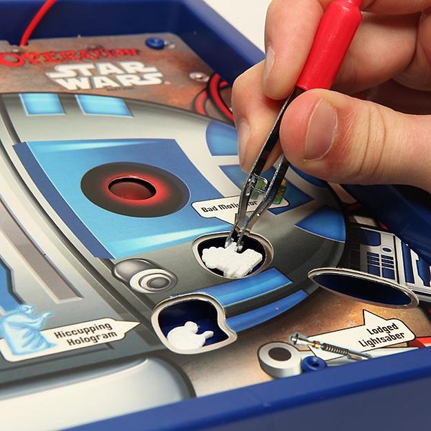 Fun Family Star Wars Games