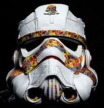 Adidas Sneakertrooper Star Wars Helmet