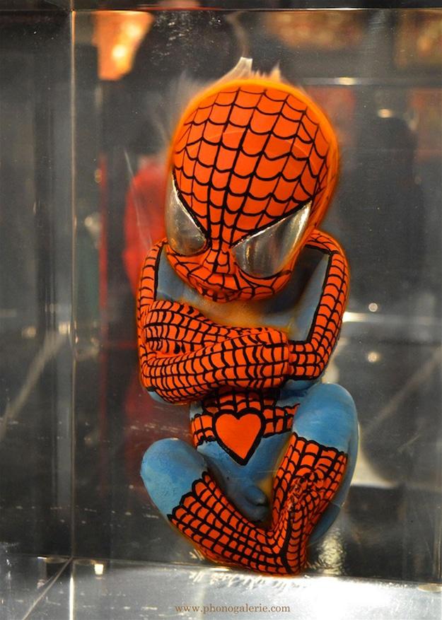 Spider-Man As Unborn Baby