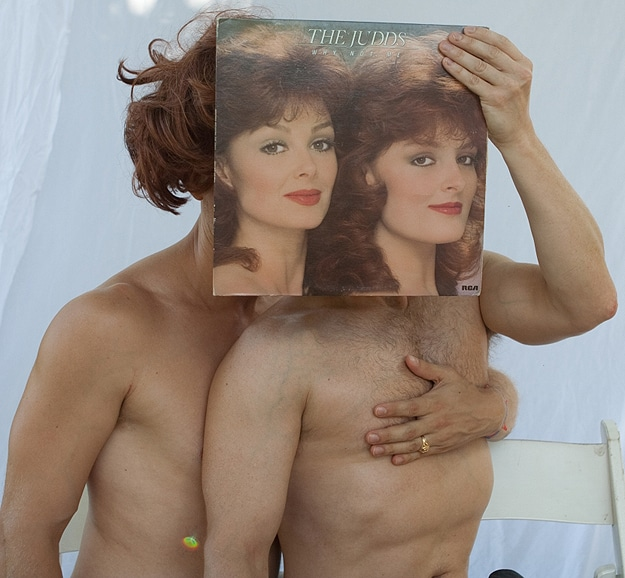 Sleeveface Pictures The Judds