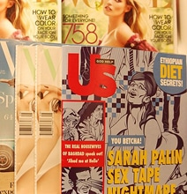 3 Popular Tabloid Magazines Redesigned By TrustoCorp