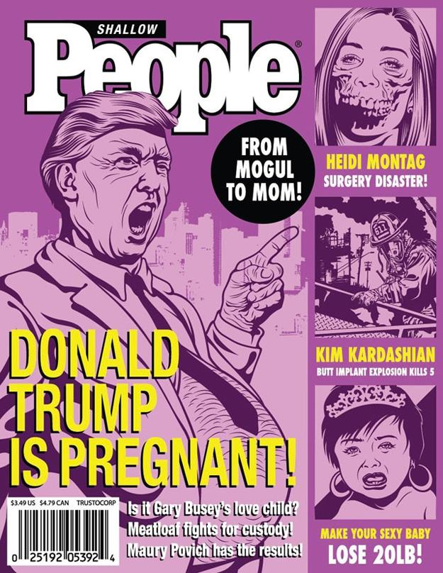 Donald Trump Is Pregnant