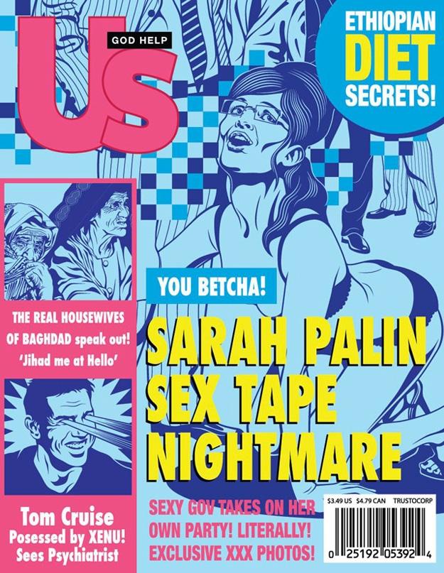 Sarah Palin Sex Tape Nightmare