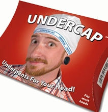 Undercap: The Stylish Underwear For Your Head