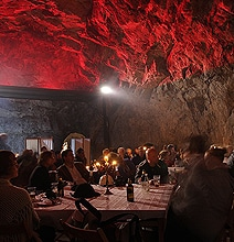 Unusual Hotels: The Underground Cozy Cave Hotel In Sweden
