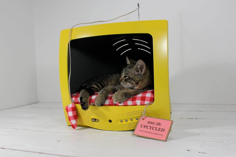 Домик для кошки из футболки Статьи 69