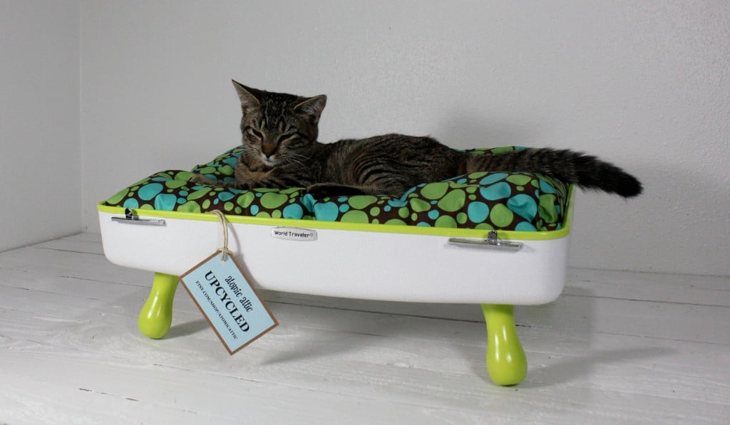 Upcycled Vintage Item Pet Beds