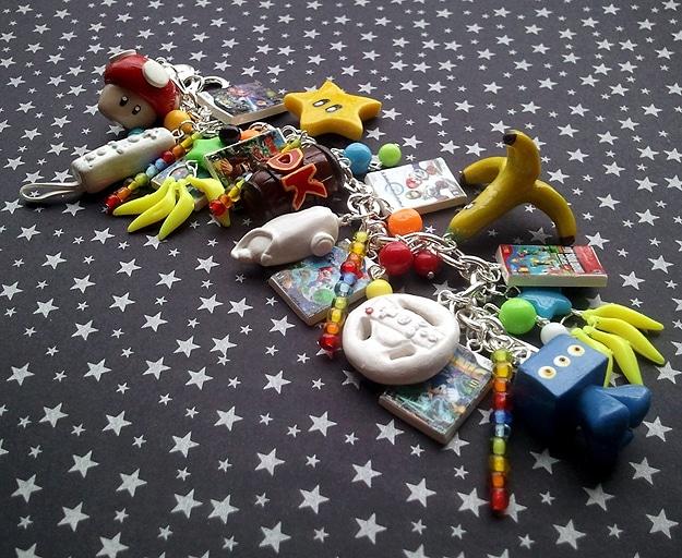 Super Mario Luigi Etsy Jewelry