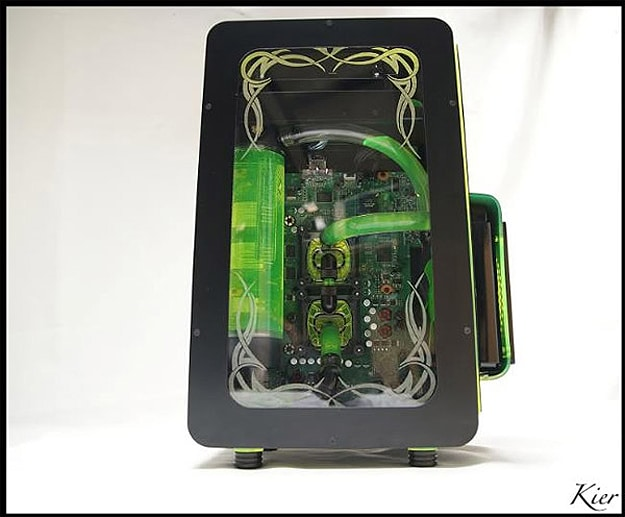 Green Machine Xbox Gamer Modding