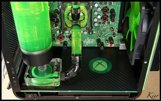 Green Machine Xbox Game Modding