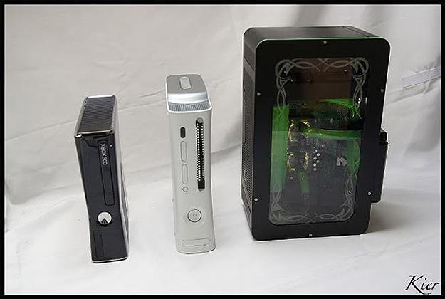 Green Machine Xbox Game Mod